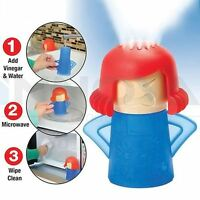 Microwave Cleaner Angry Mama Microwave Oven Fast Action Steam Cleaner Cleans