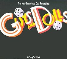 NEW Guys and Dolls (Audio CD)
