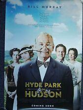 Hyde Park on Hudson Bill Murray - Original Film Movie Poster One Sheet 69x102cm