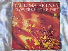 PAUL MAC CARTNEY 33 TOURS - FLOWERS IN THE DIRT