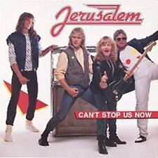 Can't Stop Us Now - Jerusalem (NEW CD)