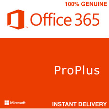 Microsoft Office 2016 365 Pro Plus Lifetime License - Windows, Mac, Mobile | 5TB