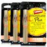 3x Carmex Moisture Plus Ultra Hydrating Peach Sheer Tint SPF15 Lip Balm