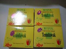 2 PCS Temulawak SOAP Beauty Whitening SOAP for Eliminate dark spots