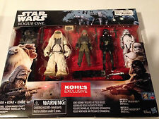 "Star Wars Rogue One 3.75"" Action Figure 4-Pack (Kohl's Exclusive) **Unopened**"