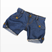 "Teddy Mountain Jeans Fits all 14""-18"""
