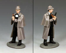 KING AND COUNTRY Mr Sherlock Holmes WoD030 WoD30 Painted Metal
