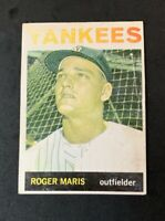 1964 Topps Set Break #225 Roger Maris LOW GRADE (crease)