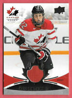 2016-17 Hayley Wickenheiser Upper Deck Team Canada Juniors Jersey