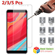 For Xiaomi Mi A1 A2 Redmi 4 Note 5 Tempered Glass Screen Protector Cover 3/5PCS