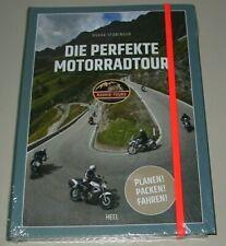 Stübinger Die perfekte Motorradtour Planen Packen Fahren Motorrad Reise Buch Neu