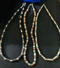 Lot Of 3 Necklaces 1 Signed Abercrombie