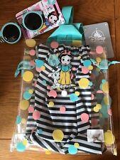 Disney Animators' Collection Snow White Swim Bag and matching sunglass-New:-