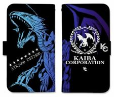 Yu-Gi-Oh! Duel Monsters Dragon Character Book Type Phone Pouch Case iPhone 158
