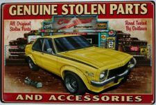 HOLDEN SL/R 5000  OLD SKOOL GARAGE  ALL WEATHER TIN SIGN 450X300