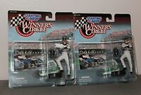 TWO 1997 Dale Earnhards Winners Circle Rookie Mint Starting Lineups