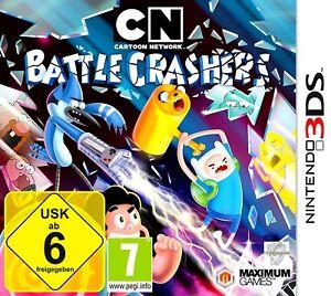 Battle Crashers 3DS Neu & OVP