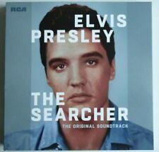 ELVIS PRESLEY The Searcher Original Soundtrack-3 CD Deluxe Edition Box Set 2018