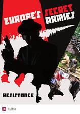 Europes Secret Armies: Resistance (DVD, 2015, 2-Disc Set)