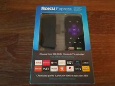 Roku 3700CA Express Full Hd Tv Streaming Media Player + Hdmi Cable & Remote