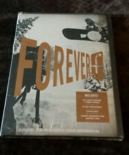 Forever (DVD, Special Edition) Forum Snowboarding team stunts film RARE NEW