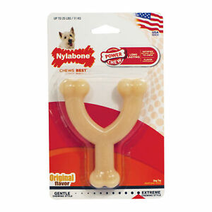 Nylabone Power Chew Wishbone Chew Toy