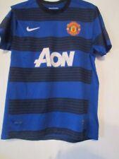 Manchester United 2011-2012 Away Football Shirt Large /40281