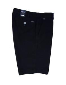 "BRUHL® Matt Tailored Shorts/Blue - 34"""