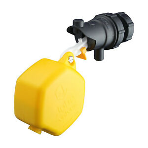 Jobe Rojo J-RJVC20 Compact Water Stock Storage Tank Trough Float Valve, 3/4 Inch