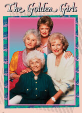 The Golden Girls Puzzle 1,000 Piece New 2017