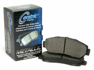 For 1997-2006 Jeep TJ Brake Pad Set Front Centric 37882NQ 1998 1999 2000 2001