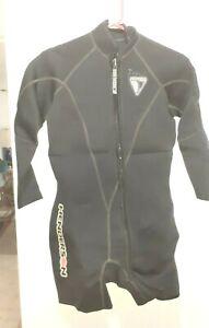 Henderson USA shortie wetsuit 12 XL womens black