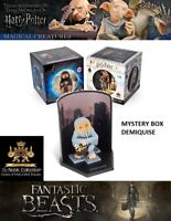 FANTASTIC BEASTS HARRY POTTER MAGICAL CREATURES MYSTERY CUBE - DEMIGUISE