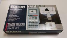 calcolatrice CASIO OH 7700G  fondo magazzino graphic scientific