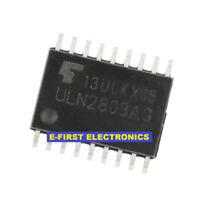 100pcs ULN2803AG ULN2803 Darlington Transistor SOP-18 Wide Body SMD