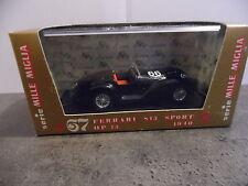 1/43ème BRUMM Série Oro n°67 – Ferrari 815 Sport – 1940