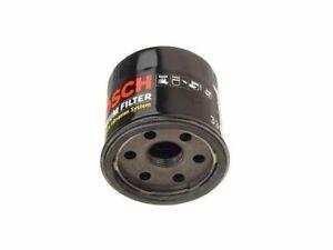 Bosch Premium Oil Filter Oil Filter fits Infiniti QX70 2014-2017 3.7L V6 11QYST