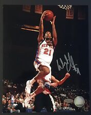 Wilson Chandler Signed 8x10 Photo Knicks Rookie Era Auto Autograph Steiner Coa
