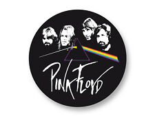"Pin Button Badge Ø25mm 1"" The Pink Floyd Rock UK"