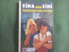 Enid Blyton - TINA UND TINI 9 - Geisterstimmen im Park - SCHNEIDER-BUCH