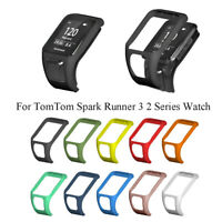 Cubierta del parachoques Protección. For TomTom Spark Runner 3 2 Series Watch