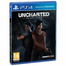 Uncharted the Lost Legacy - PS4 neuf sous blister VF