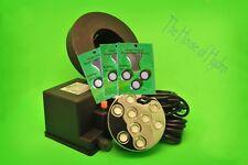 9 head ULTRASONIC MIST MAKER humidifier TEFLON discs NUTRAMIST fogger 120V/230V