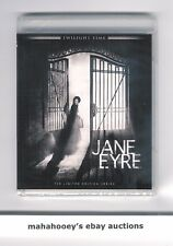 Jane Eyre (1943) Twilight Time SOLD OUT Ltd Ed 3,000 OOP Blu-Ray SEALED!