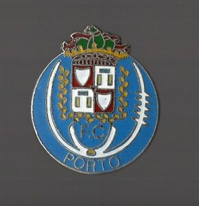 Pin's football / FC Porto (blason Football Club EGF)