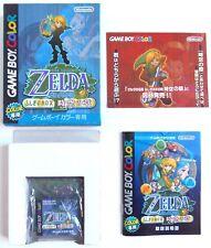 THE LEGEND OF ZELDA Oracle Of Ages Nintendo Game Boy Color GBC Jap Japan (3)