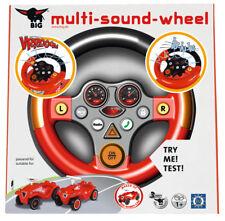 BIG Bobby Car Multi Sound Lenkrad Lenker Funktionslenkrad Kinder Zubehör NEU