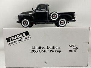 1/24 Danbury Mint 1953 GMC Pickup Limited Edition Black