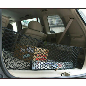 Auto Accessoires Rear Cargo Net SUV Car Trunk Net Organizer Automotive Cargo