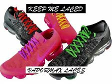 FLAT LACES GREAT REPLACEMENTS FOR VAPORMAX Nike SHOES SHOELACES BUY 2 GET 1 FREE